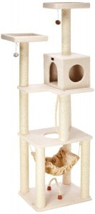 Amarkat Cool Cat tree furniture for large cats