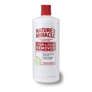 Nature's miracle original stain and odor remover