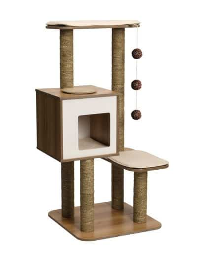 Best Designer Cat Tree Furniture Modern  Stylish  Fluffy Kitty