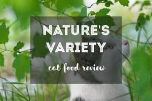 Nature's Variety Instinct Cat Food Reviews | 2018 Fluffy Kitty