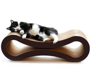 Best Scratching Posts for Cats (pet fusion ultimate cat scratcher lounge)