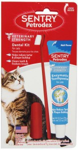 tooth brush for cats