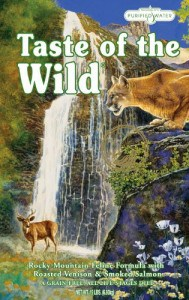 Taste of the wild for maine coons