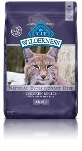 blue buffalo wilderness for maine coons
