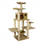 sturdy cat trees for big cats