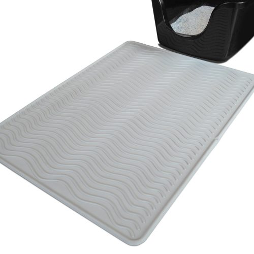 best cat litter mat medium budget