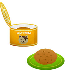 Cat Food | Fluffy Kitty