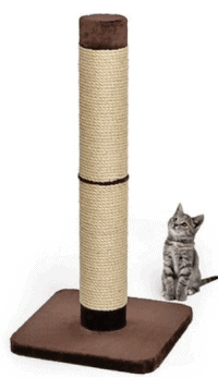 Cat Scratching Post for Cats | Fluffy Kitty