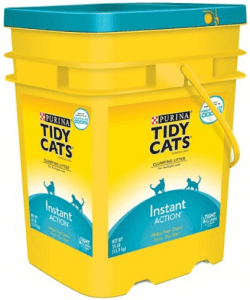 Best Cat Litter for Odor Control | Fluffy Kitty